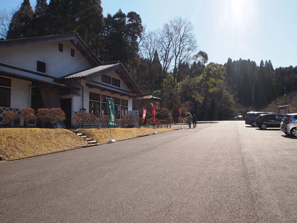 久留里城を見に行く【駐車場から歩き、天守閣からの眺めまで】